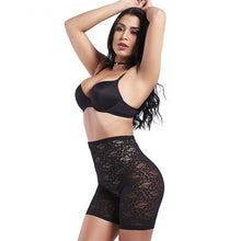 Load image into Gallery viewer, Sexy Slimming Lace Panties Tummy Control Butt Lifter Body Shaper Breathable Abdomen Enhancer Shapewear Underwear Panties