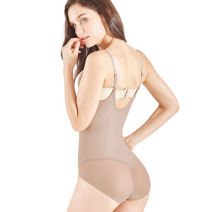 Body Shaper Slimming Shapewear Butt Lifter With Belly Control Bodysuits Adjustable Strap Waist Trainer Underwear