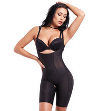 Load image into Gallery viewer, Women's Slimming Full Body Shaper Adjustable Straps Weight Loss Smooth Bodysuits Control Waist butt lift Shapewear