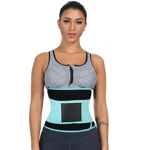 Shapers Women Body Shaper Slimming Shaper Belt Girdles Firm Control Waist Trainer Cincher Plus Size Shapewear