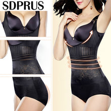 Load image into Gallery viewer, Women Sexy Post Natal Postpartum Recovery Shapewear Corset Girdle Slimming Shaper XS/S/M/L/XL/XXL/XXXL