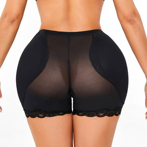 Women Butt Lifter Shapewear Waist Tummy Control Body Underwear Shaper Pad Control Panties Fake Buttocks Lingerie Thigh Slimmer|Control Panties|
