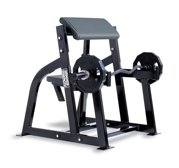 Seated Arm Curl - Hammer FW-AC