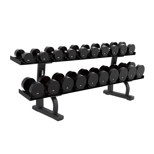 Two Tier Dumbbell Rack de Signature Series