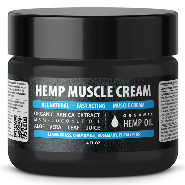 Cooling Muscle Cream
