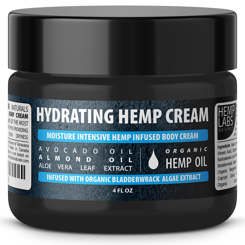 Hyrdating  Hemp Cream