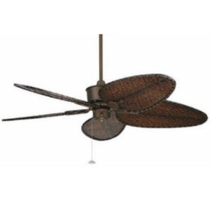 Fanimation FP320OB1 Islander Ceiling Fan, Motor Only, Oil-Rubbed Bronze