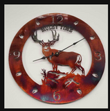 COPPER CLOCKS