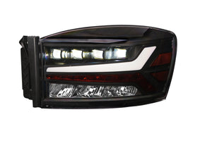 2006-2008 DODGE RAM QUAD-PRO LED PROJECTORS