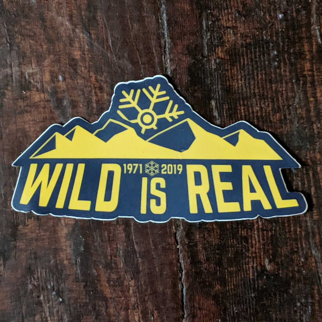 Wild is Real Espresso