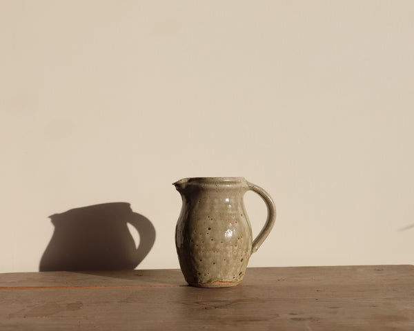 Pottery Milk Jug