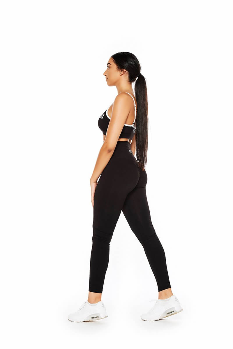 Original black high waist leggings