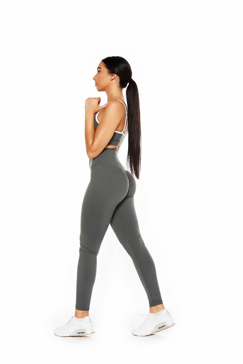Original grey high waist leggings