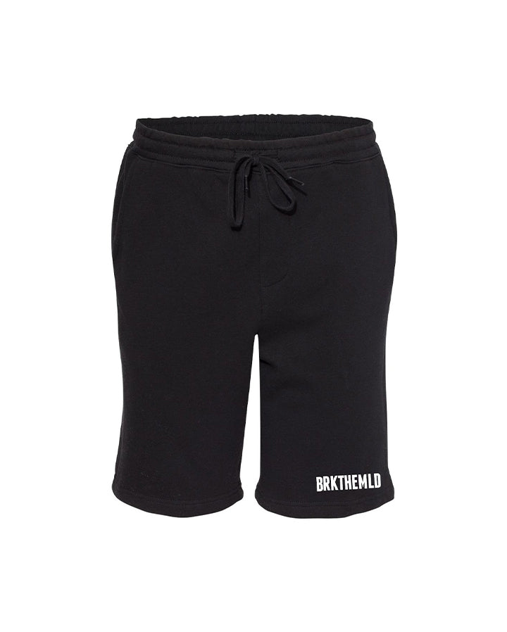 Men's BRKTHEMLD SweatShorts - Black