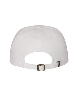 Load image into Gallery viewer, Trademark Dad Hat - White w/ Black