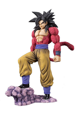 Dragon Ball GT Figuarts ZERO EX Super Saiyan 4