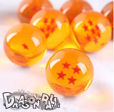 Dragon Ball de Taille réelle en Cristal - Series-Addict