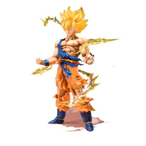 Figurine Dragon Ball : Goku - Bandai - Series-Addict