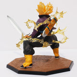Figurine Dragon Ball : Trunks SSJ1 - Series-Addict