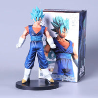 Figurine Dragon Ball : Vegeto & Trunks & Frieza - Series-Addict