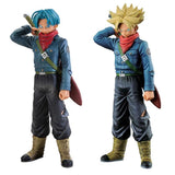 Lot de 2 figurines Dragon Ball : Trunks & Black Goku - Series-Addict