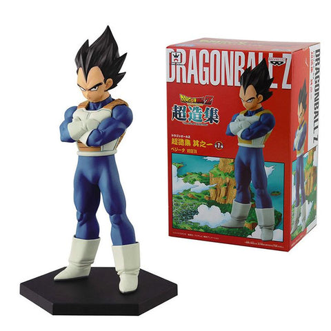 Figurine Dragon Ball : Vegeta - Series-Addict