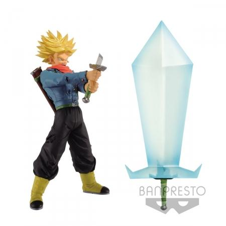 Dragon Ball Super - Pack Figurine Trunks SSJ 2 Final Hope Slash - Series-Addict