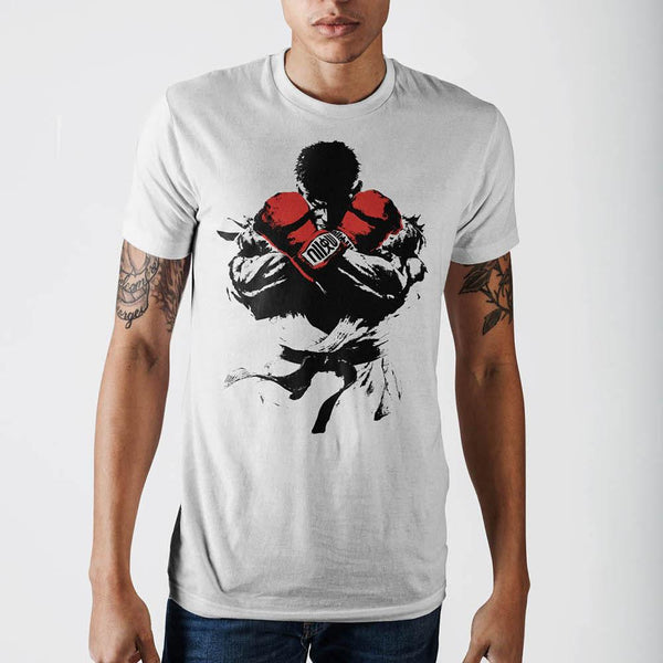 Ryu Street Fighter T-Shirt - coolfuel