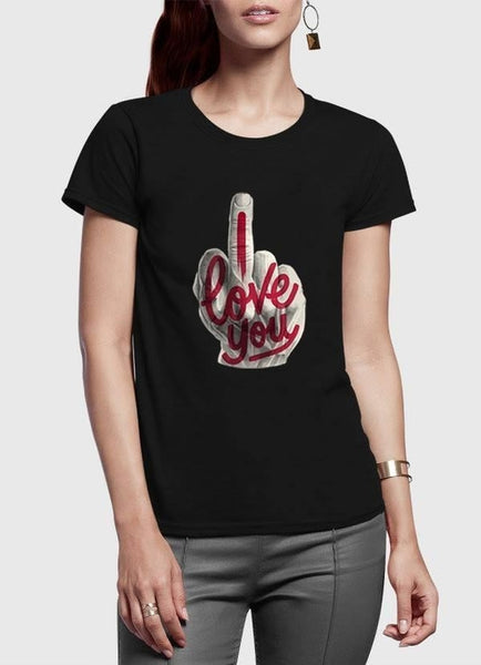 I Love You T-shirt - coolfuel