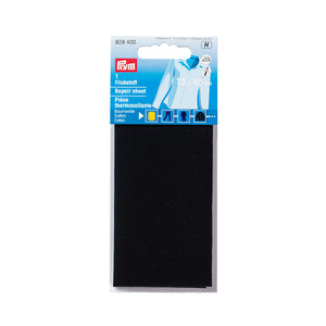 Prym Black Repair Iron On Sheet | 100% Cotton