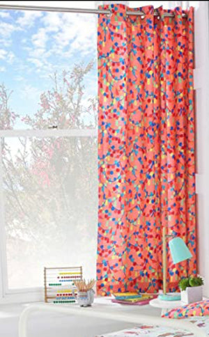 llamarama Ready Made Curtains