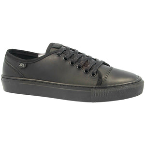 Dubarry Black Kanvas Leather Shoes