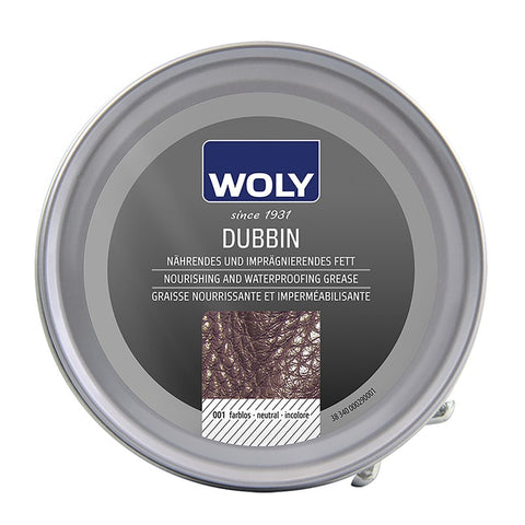 Woly dubbin Neutral 100ml