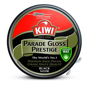Kiwi Black Parade Gloss polish
