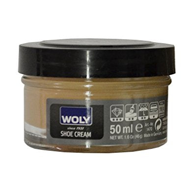 Woly Sand Shoe Cream 50ml