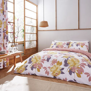 Catherine Lansfield Elina Floral Duvet Set | Easy Care