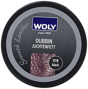 Dubbin Black 100ml