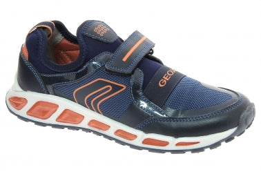 Geox Light Up Trainers J8494a
