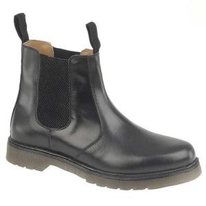 Grafters Chelsea Leather Ankle Boots