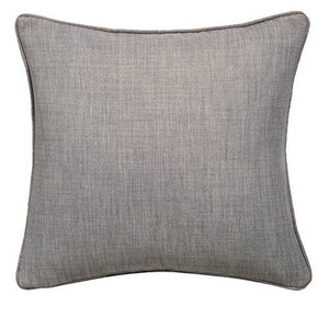 Hugo Woven Grey Cushion Cover