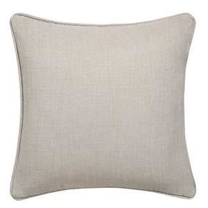 Hugo Woven Natural Cushion Cover