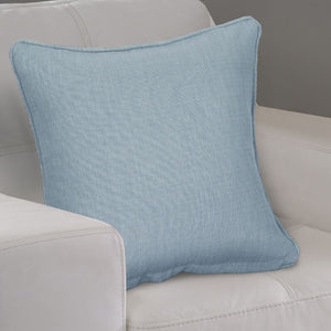Hugo Woven Sky Blue Cushion Cover