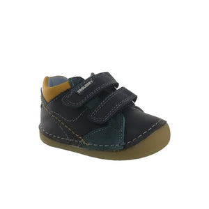 Tomcat Cosmos Boys Velcro Leather Kids Boots