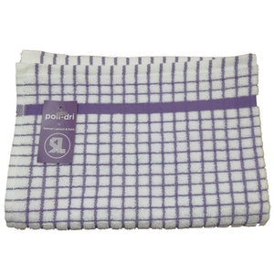 Samuel Lamont Lavender Purple Tea Towel