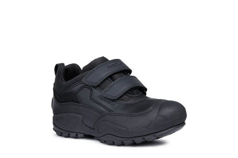 Geox Boys School Shoe J N.Savage B.B J841WB