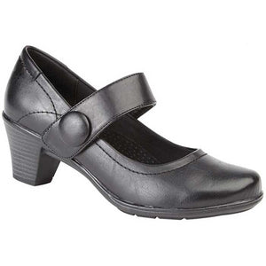 Ladies Shoes with a Buckle L326a