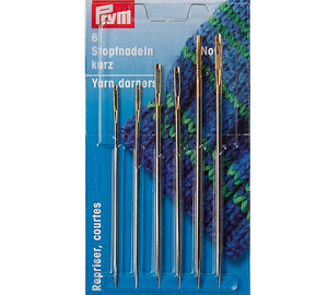 Yarn Darners Set of 6 Darning Needles