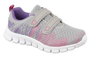 Shard Grey Girls Runners