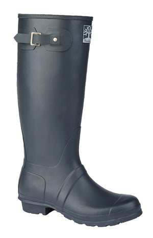navy blue wellies