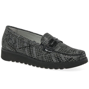 Waldlaufer Habea Ladies Flat Shoes